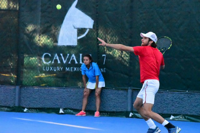 Draws de Open, Doble A y dobles del Abierto de Chihuahua